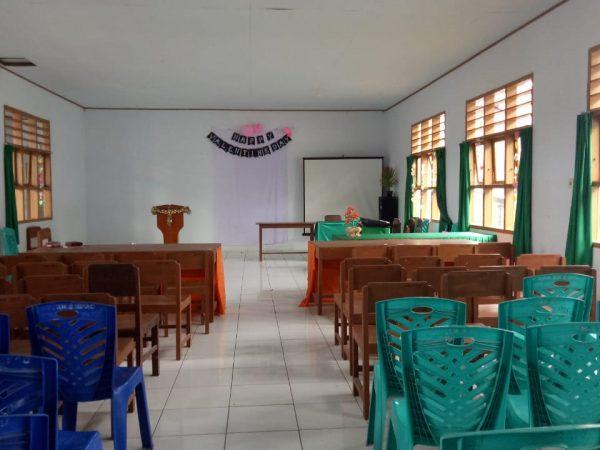 Aula (Ruang Pertemuan)